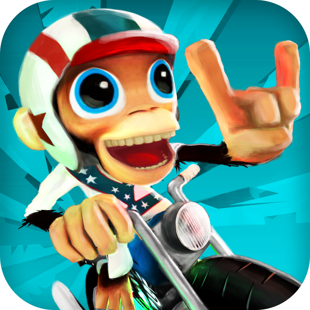 Nitro Chimp iOS