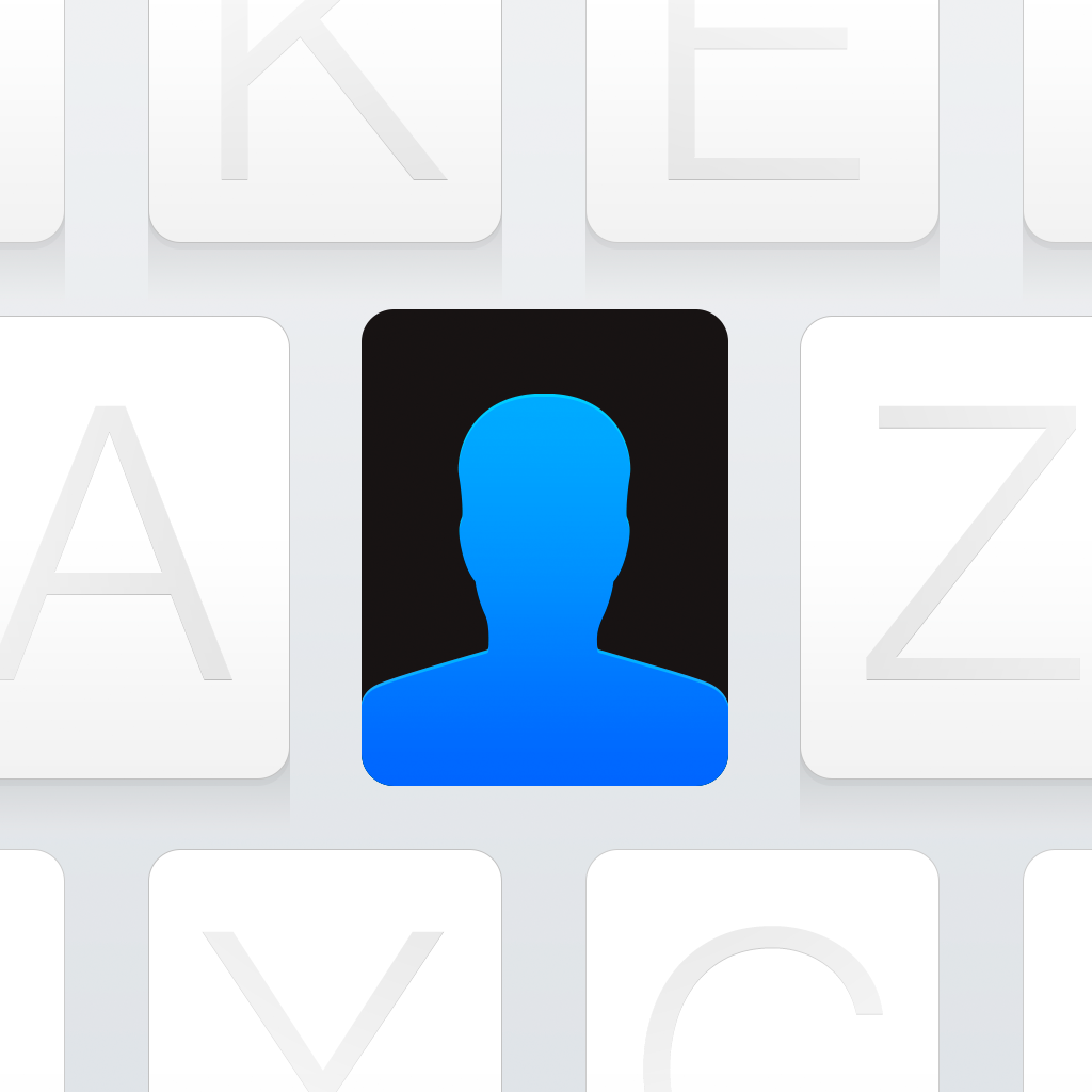 KeyContact - Keyboard Extension for Effortless Contact Sharing